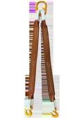 Строп текстильный двухветвевой 2СТ-8,0т.