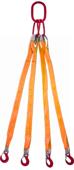 Строп текстильный четырехветвевой 4СТ-25,0т
