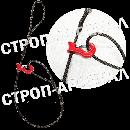 """Чокер с """"плавающим"""" крюком 1,25т - 2м"""