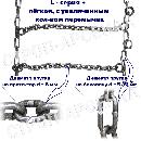 ЦП-245/70 R17,5/ «Лесенка» / L-series plus