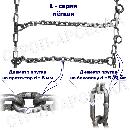 ЦП-185/75 R16/  «Лесенка» / L-series