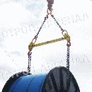 Траверса для кабельных барабанов ТЛк-35т /2,2м