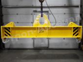 Линейная траверса 25,0т/2,8м - подвес за края/за центр