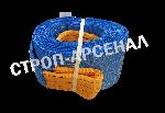 """Текстильный буксировочный трос - 28,0т """"Петля-Петля"""""""