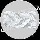 Рывковый полиамидный буксировочный трос - 57,6т