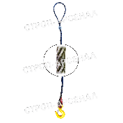 Строп канатный одноветвевой 1СК - 3,2т.