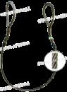 Строп канатный петлевой СКП1 (УСК1) - 12,5т.