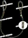 Строп канатный петлевой СКП1 (УСК1) - 2,5т.