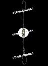 Строп канатный петлевой СКП1 (УСК1) - 0,5т.