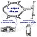 ЦП-8.25-15/  «Сота» / L-series