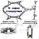ЦП-21,5/75 R21 (1350х550х533)/ «Сота» / N-series