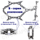 ЦП-425/85 R21 (1260x425x533)/ «Сота» / S-series