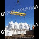 Траверса спредер для биг бэгов (мешок МКР) ТСК-10т 3,0 м / 1,0 м