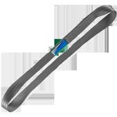 Строп текстильный кольцевой СТК-4,0т.