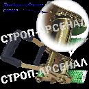 Стяжной ремень с крюками 5/10т. УСИЛЕННЫЙ
