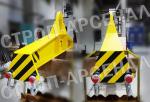 Траверса ТЛЦ - траверса линейная с подвеской за центр