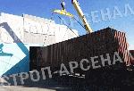 Траверса для 40 футовых контейнеров ТЛЦ-32т / 2,8м